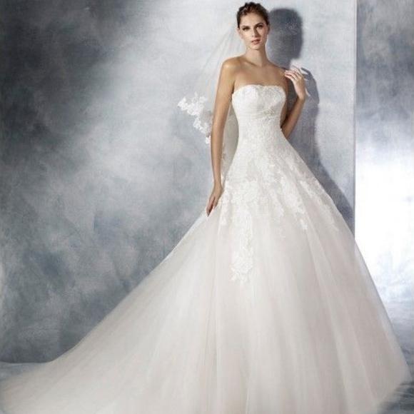 e086dbac98af White One by Pronovias Dresses | Wedding Dress Triana | Poshmark